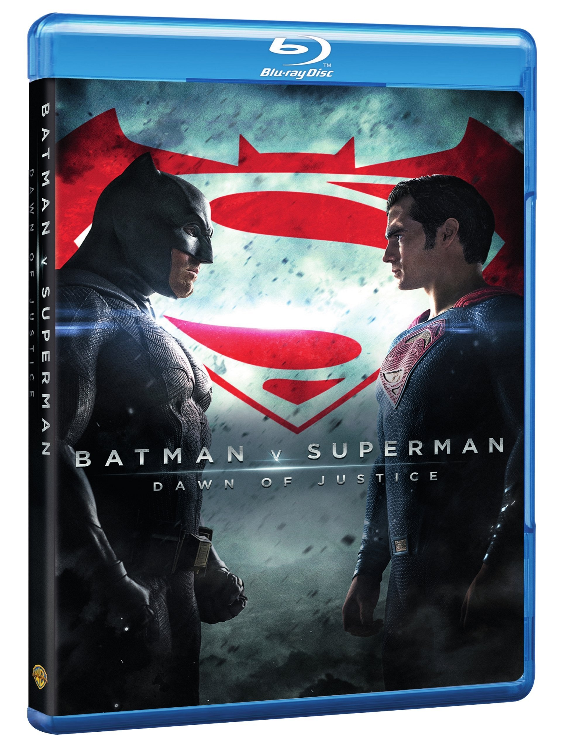 Batman Vs Superman Blu Ray