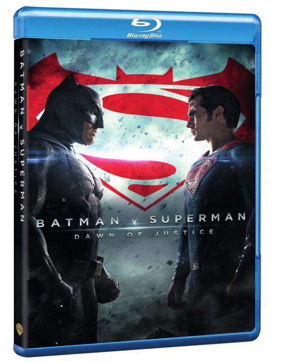 Batman Vs Superman - Dawn of justice (Blu-Ray)