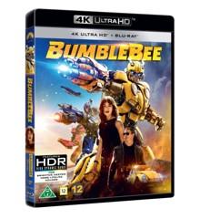 Bumblebee  4K Blu ray