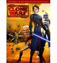 Star Wars - The Clone Wars - Season 2 vol 2 - DVD
