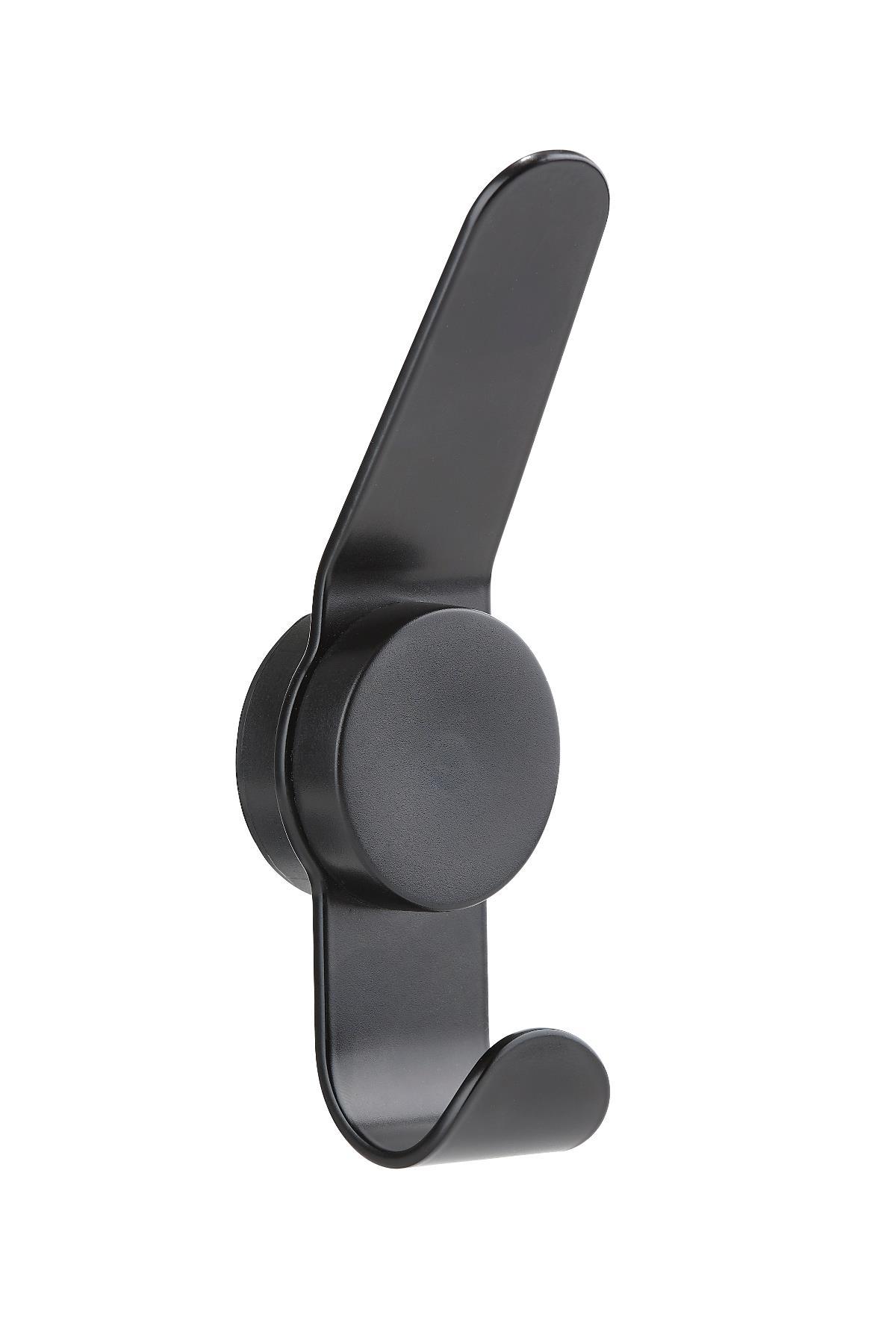 Zone - Puck Hook Double - Black (330255)