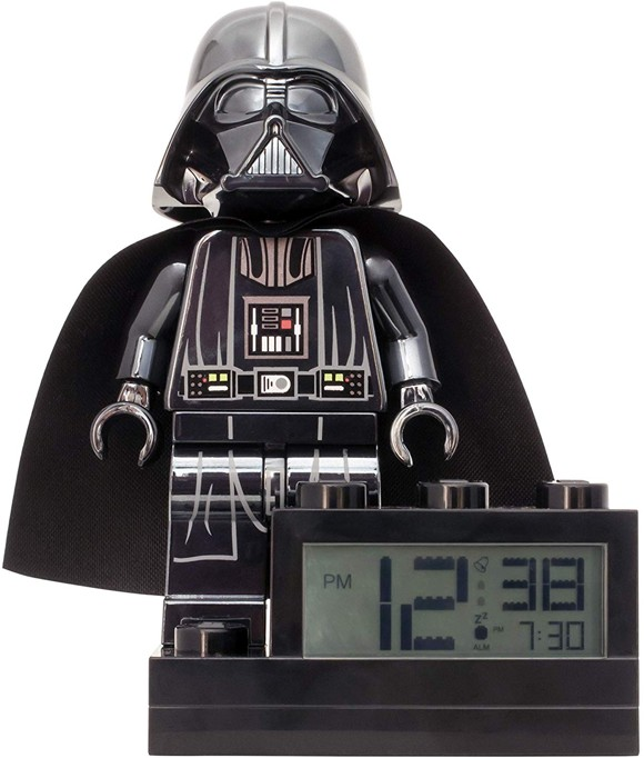 LEGO - Minifigure Alarm Clock -  Star Wars 20th Anniversary - Darth Vader (9004216)