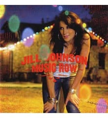 Johnson Jill/Music Row - CD