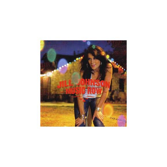 Johnson Jill/Music Row - CD