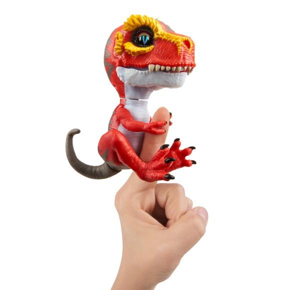 Fingerlings - Untamed - T-Rex - Red