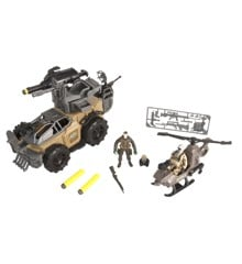 Soldier Force - Bunker Destroyer Legesæt (545015)