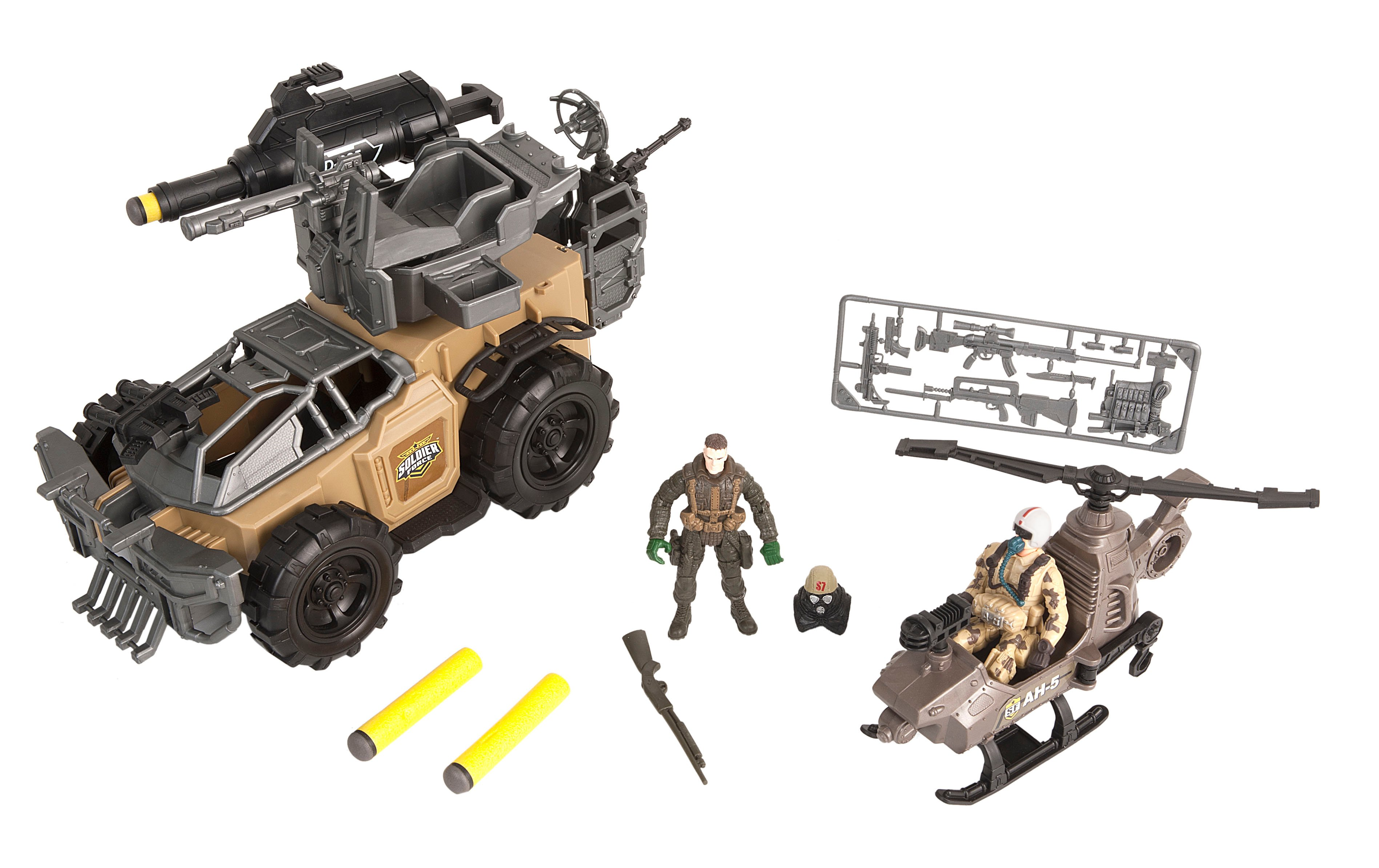 Soldier Force - Bunker Destroyer Playset (545015)