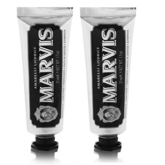 MARVIS - Tandpasta Licorice Mint 2x25 ml