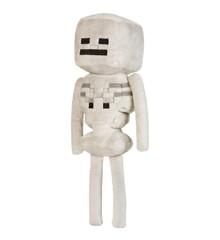 Minecraft - 30 cm Bamse - Skeleton