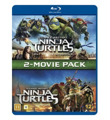 Teenage Mutant Ninja Turtles 1 & 2 (Blu-Ray)