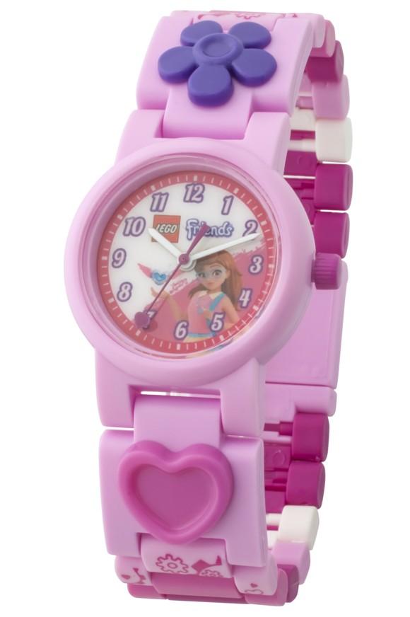 LEGO - Kids Link Watch - Friends - Olivia (8021247)