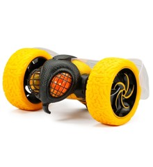 New Bright - R/C Fjernstyret Bil Tumble Bee 2.4GHz - Gul