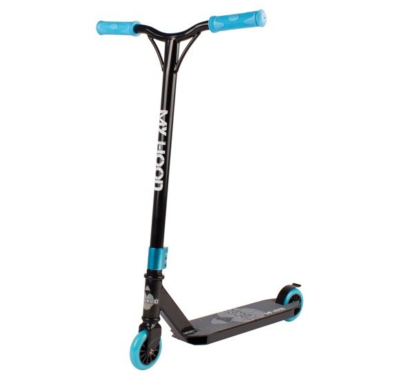 My Hood - Trick Scooter 7.0 - Black/Turquoise (506063)