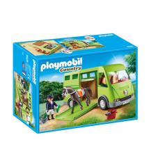 Playmobil - Hestetransporter (6928)