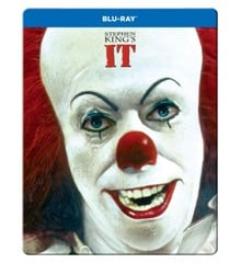 Stephen King - Det Onde/It - 1990 - Steelbook (Blu-Ray)