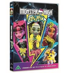 Monster High: Electrified - DVD