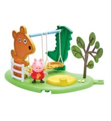 Peppa Pig - Outdoor Fun Swing
