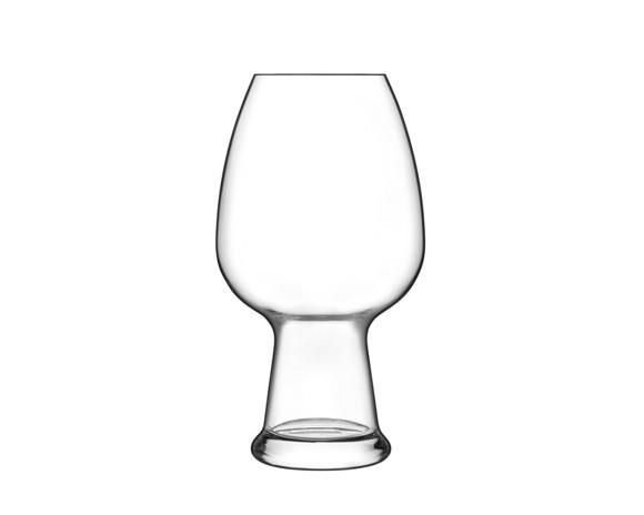 Luigi Bormioli -  Birrateque Beer Glass Wheat 78 cl - 2 pack (11827-02)