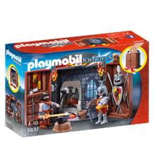 Playmobil - Knights' Armory Play Box (5637)