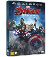 The Avengers, The Age Of Ultron - DVD