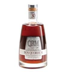 Ron Quorhum - 30 Aniversario Solera Rom, 70 cl