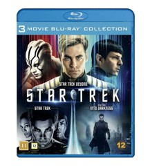 Star Trek: 3-Movie Collection (3-disc) (Blu-Ray)