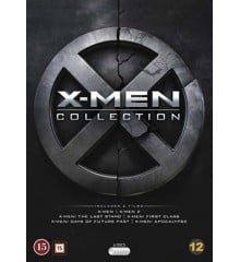 X-Men Collection (6-disc) - DVD