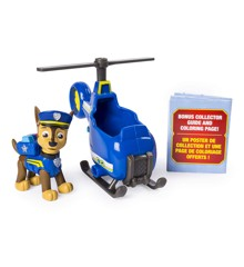 Paw Patrol - Ultimate Rescue Mini - Chase Mini Helicopter (20101478)