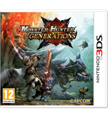 Monster Hunter: Generations