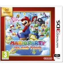 Mario Party: Island Tour (Select)
