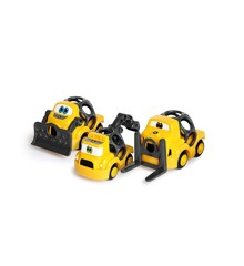 Oball - Construction Crusiers Vehicle Set (11054)