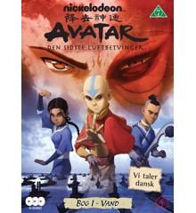 Avatar - Den sidste luftbetvinger bog 1