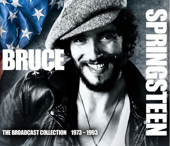 Bruce Springsteen - The broadcast collection 1973 - 1993 (5 CD)