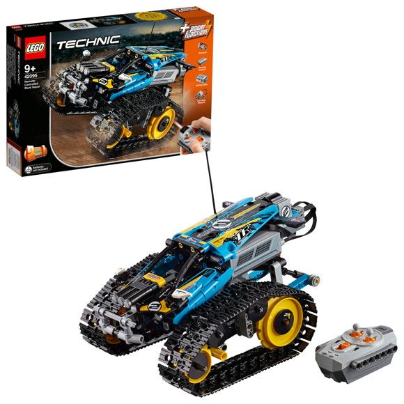 LEGO Technic - Remote-Controlled Stunt Racer (42095)