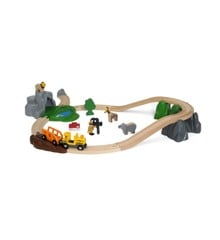 BRIO -  Safari Eventyr Togbane (33960)