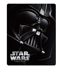 Star Wars, Episode IV: A New Hope - Steelbook (Blu-Ray)