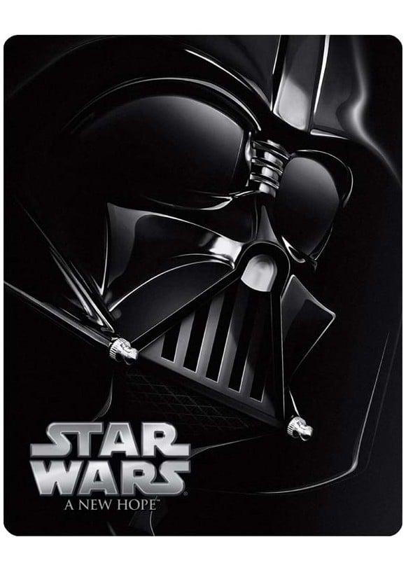 Star Wars, Episode IV: A New Hope - Steelbook (Blu-Ray)