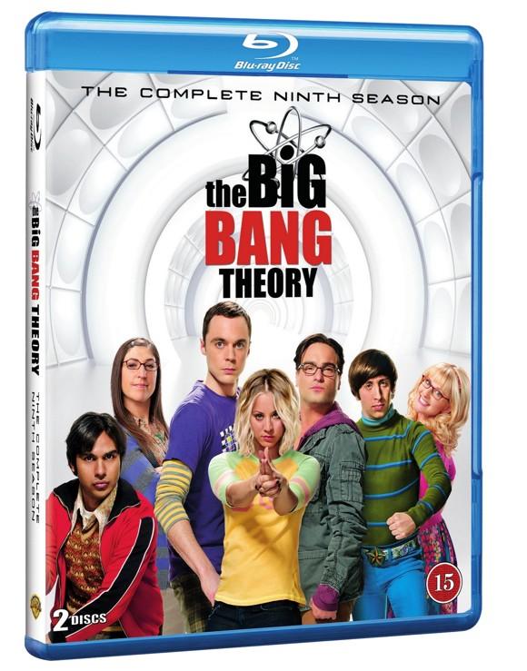 The Big Bang Theory - Season 9 (Blu-Ray)
