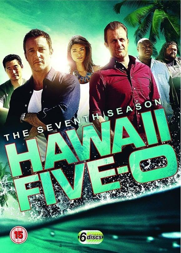 Hawaii Five-O - Season 7 - DVD