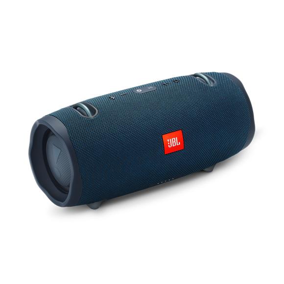 JBL - Xtreme 2 Portable Bluetooth Speaker Ocean Blue