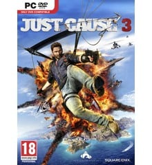 Just Cause 3 (Code via email)