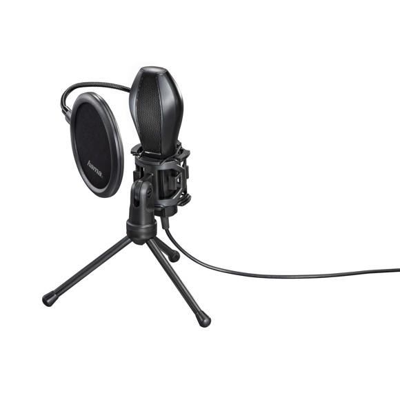Hama - Microphone MIC-USB Stream USB