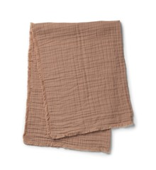 Elodie Details - Soft Cotton Blanket - Faded Rose