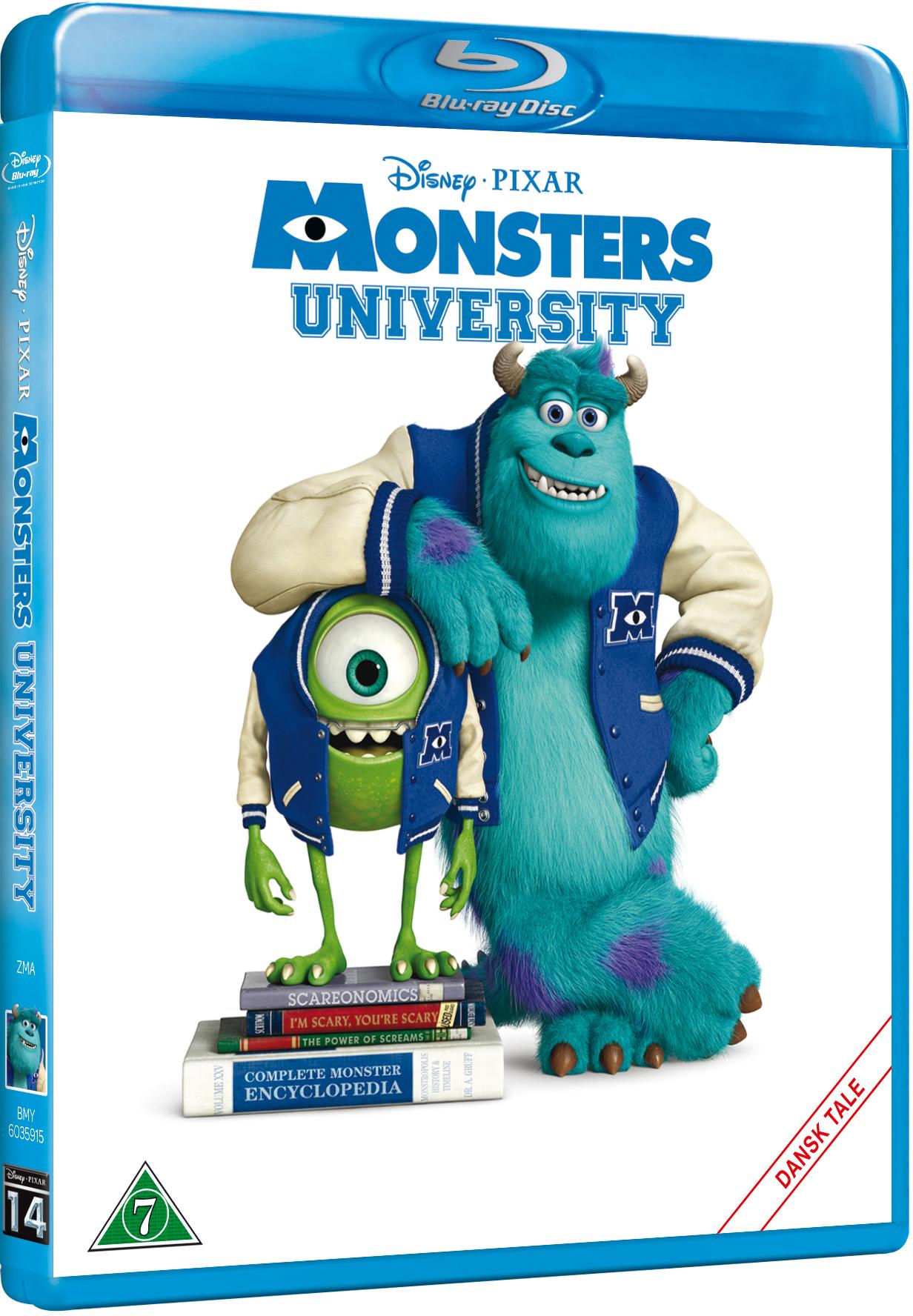 Monsters University -Pixar #14