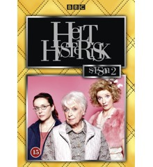 Helt hysterisk - Sæson 2 - DVD