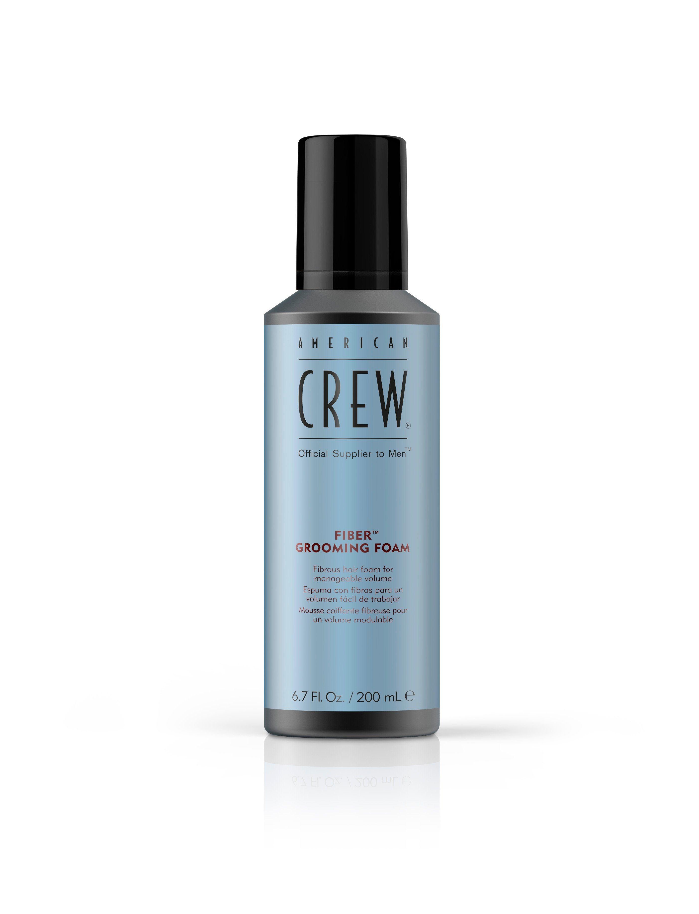 American Crew - Fiber Grooming Foam 200 ml