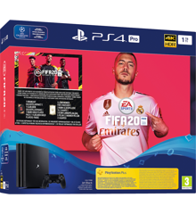 Playstation 4 PRO 1TB (FIFA 20 Bundle)