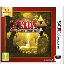 Legend of Zelda: A Link Between Worlds