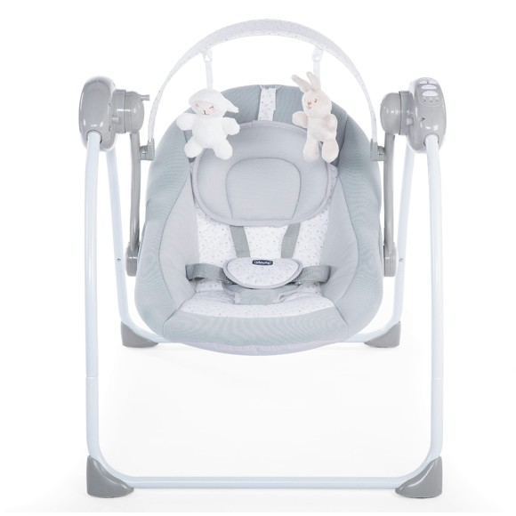 Chicco - Swing - Relax & Play - Cool Grey