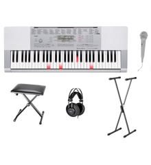 Casio - LK-280 - Transportabel Keyboard Pakke
